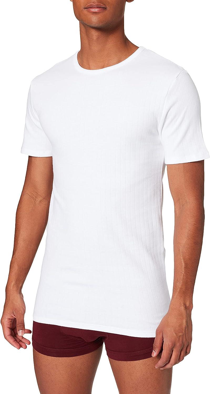 ABANDERADO - Camiseta Térmica De Manga Corta Y Cuello Redondo para hombre