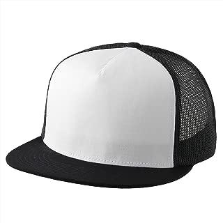 Flexfit 6006,6006T,6006W 5 Panel Classic Trucker Snapback Hat Cap