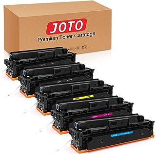 [NO CHIP] JOTO Compatible Toner Cartridge Replacement for HP 414A 414X W2020A W2021X W2022X W2023X for HP Laserjet M479fdw...