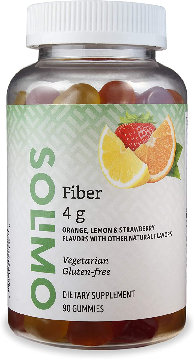 A surprise price is realized Amazon Brand - Solimo Super sale Fiber Health Digestive 4g Supports Regu