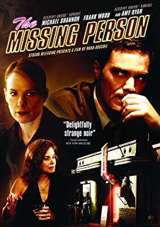 the missing persons bureau