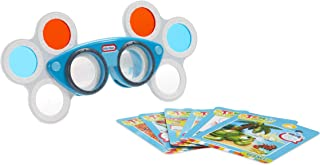 Little Tikes Stem Jr. Explorer Lens - Bug Eye with 4 Vision Lenses, Multicolor