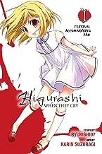 Higurashi When They Cry Vol. 1: Festival Accompanying Arc