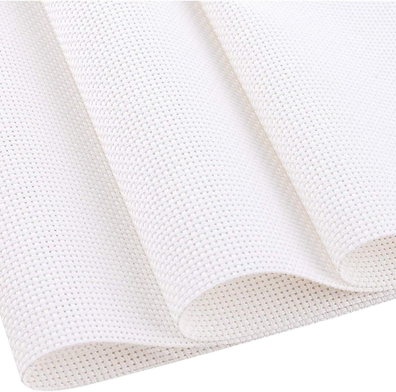 Atlanta Max 81% OFF Mall Aida Cloth Cross Stitch Fabric S DIY Handcraft Canvas