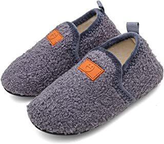 INMINPIN Inverno Pantofole da Casa Bambini Ragazzi Ragazze