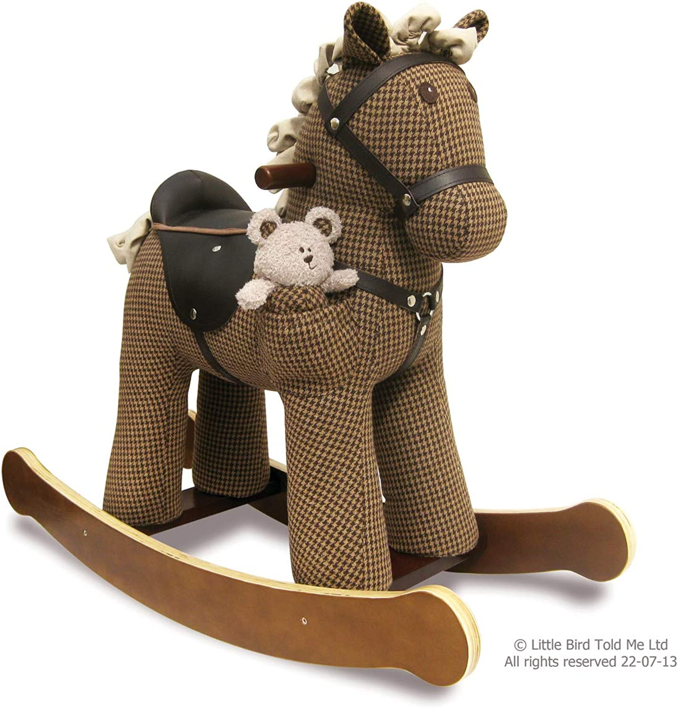 disfrutando de sus compras Little Bird Told Me lb3020Chester & Frojo Rocking Rocking Rocking Horse Ride On, Gallo  elige tu favorito