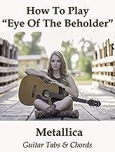 Best eye of the beholder guitar Reviews