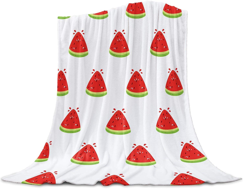 55% OFF Ultra Soft Flannel Fleece Bed Cartoon Wate 5 ☆ popular Lovely Blanket Summer