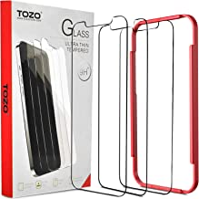 TOZO Compatible for iPhone 12 Pro Max Screen Protector 3...