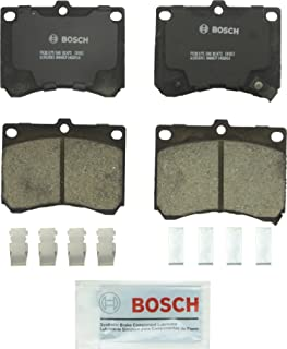 Best 1998 ford escort brake pad replacement Reviews