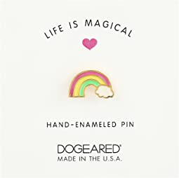 Dogeared - Life Is Magical Pin