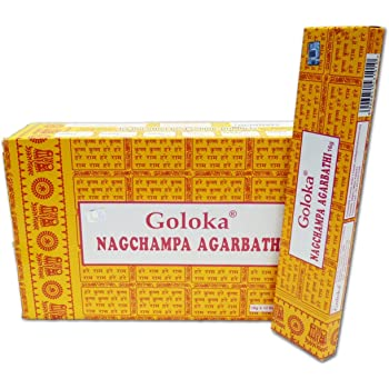 Goloka Juego de Varillas de Incienso - 1 pack