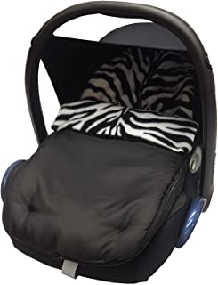 Graco Fit Animal Print acolchado asiento de coche para saco/Cosy Toes Junior/logico Zebra