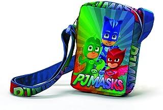 Coriex PJ Máscaras Pijama Héroes a95764Hombro, poliéster, Multicolor, Catboy, eulette, Gecko