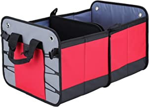 Store2508® Car Trunk Boot Organiser Organizer. Strong, Sturdy & Foldable.