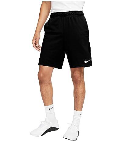 Nike Big Tall Dry Shorts Epic 2.0 (Black/White) Men