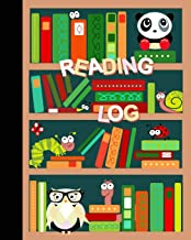 Reading Log: Gifts for Young Book Lovers / Reading Journal [ Softback * Large (8