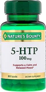 Nature's Bounty, 5-HTP, 100 mg, 60 Capsules
