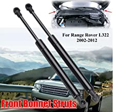 Car Lift Supports Rods 2X Front Engine Cover Bonnet Shock Lift Struts Support Gas Hydraulic BKK760010 Fit for Range Rover L322 2002 2003 2004 2005-2012 Shock Spring Strut Rod Prop