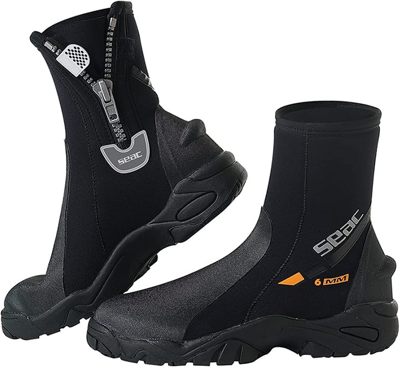 SEAC USA Corp Seac Pro HD Hard Sole Scuba Boots