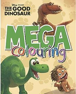 Disney Pixar The Good Dinosaur Mega Colouring