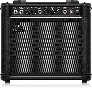 behringer 15 watt acoustic amp