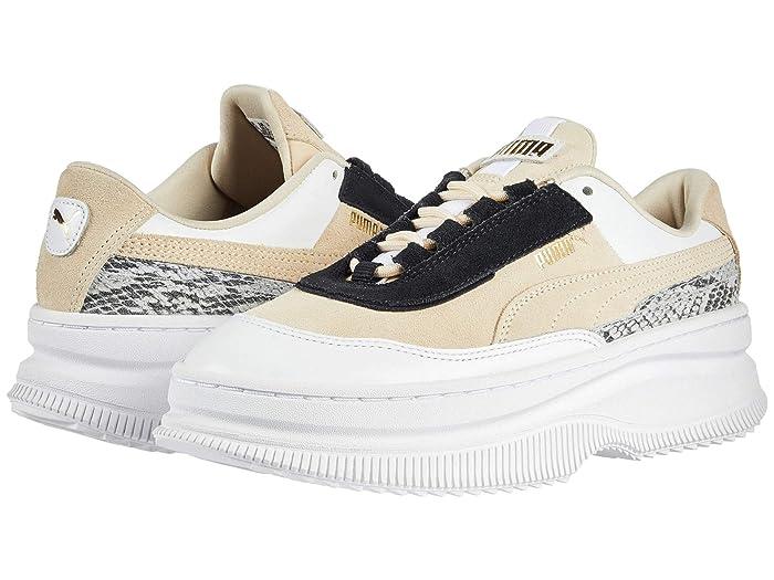 PUMA  Deva Reptile (Tapioca) Womens Shoes