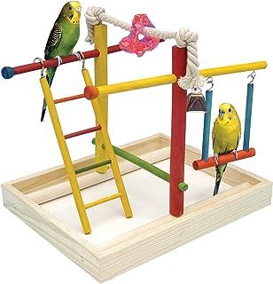 Penn Plax Bird Activity Centre, Multicolor, M (Pack of 1) (BA146)