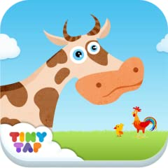 Your kids will learn - To recognize different farm animals - To identify different farm animal sounds - Match animal sounds to their picture Features - Quality graphics and sounds - Kid friendly interface - Highly interactive and intuitive to use - I...