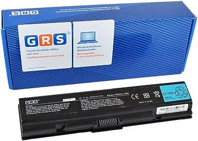 GRS Notebook Akku 6600 mAh f r Toshiba Satellite A200 A205 A210 A215 A305 M200 M205 L200 ersetzt PA3534U-1BRS PA3535U-1BRS PA3534U-1BAS PABAS098 Laptop Batterie 6600mAh 10 8V Schätzpreis : 29,90 €