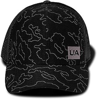 قبعة رجالي مطبوع عليها Blitzing Trucker 3.0 من Under Armour