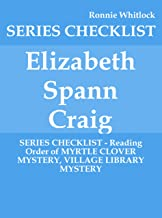 Elizabeth Spann Craig - SERIES CHECKLIST - Reading Order of MYRTLE CLOVER MYSTERY, VILLAGE LIBRARY MYSTERY
