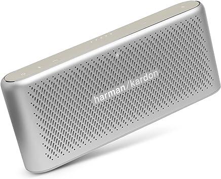 Harman Kardon Traveller Portable Wireless Speakers (Silver)