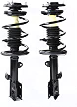 Vekwena Front Pair Coilover Shock Absorber Gas Struts Complete Assembly Kit For 09-13 Toyota Corolla & 11-13 Toyota Matrix