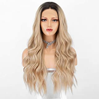 Best lace front wig ombre blonde Reviews