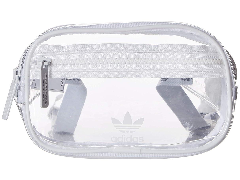 襟シアーフェードアウト[adidas(アディダス)] ウエストバッグ Originals Clear Waist Pack [並行輸入品]