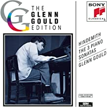 Hindemith: The 3 Piano Sonatas The Glenn Gould Edition