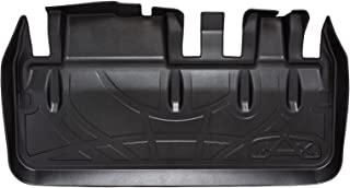 MAXLINER All Weather Cargo Liner Floor Mat Behind 3rd Row Black for 2011-2018 Toyota Sienna without Power Folding 3rd Row Seats