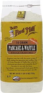 One 26 oz Bob's Red Mill Pancake Waffle 10-Grain Mix