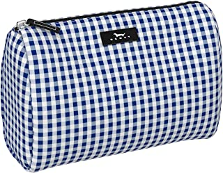 SCOUT Packin' Heat Makeup Bag, Large Water-Resistant Toiletry and Makeup Pouch for Women with Zipper Closure (Multiple Patterns Available)