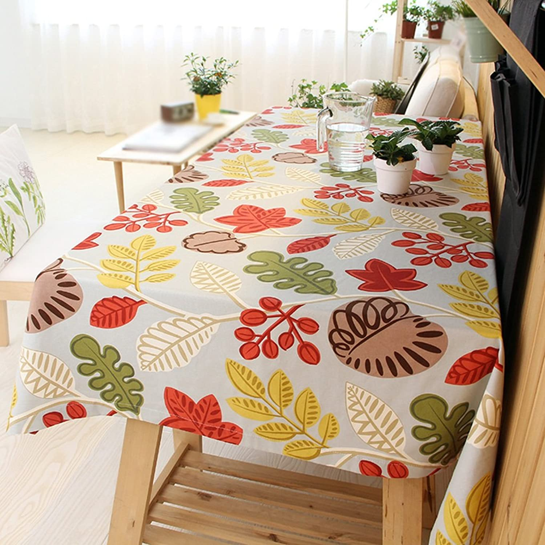 Tablecloth.A ASL Leinen Tischdecke Mode Tischdecke Tischdecke Couchtisch Stofftuch Handtuch whlen (gre   140  200CM)