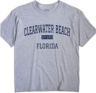 Clearwater Beach Florida T-Shirt EST