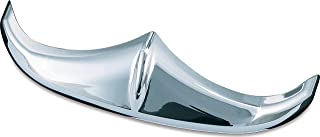 Kuryakyn 8642 Motorcycle Accent Accessory: Leading Edge Front Fender Tip for 1998-2019 Harley-Davidson Motorcycles, Chrome