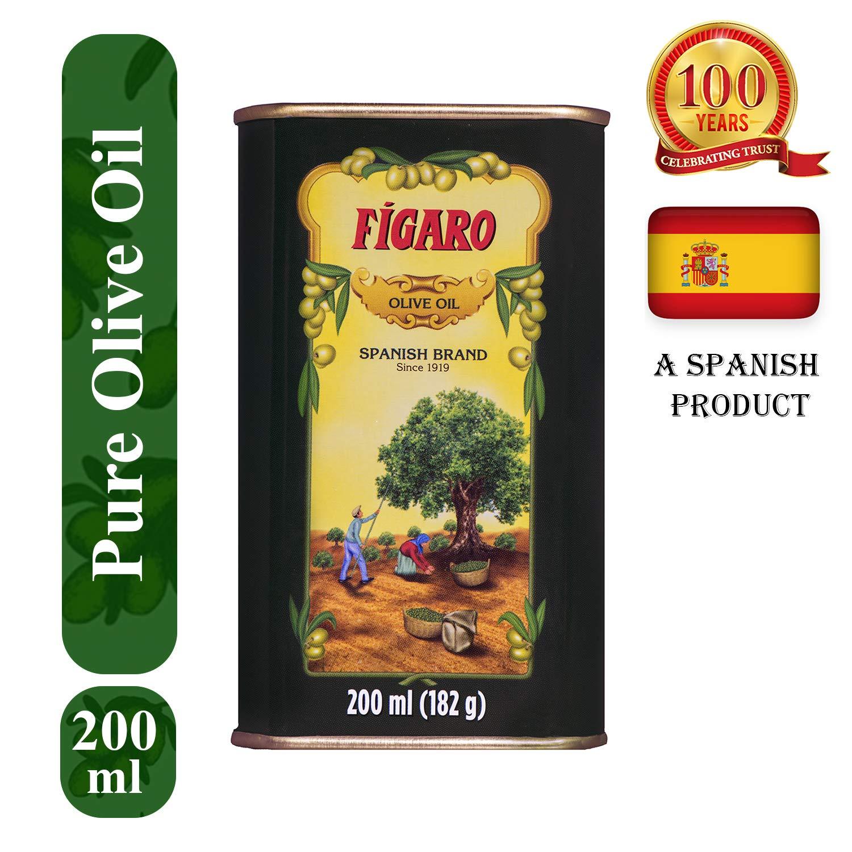 Amazon Com Figaro Olive Oil 200 Ml Health Personal Care