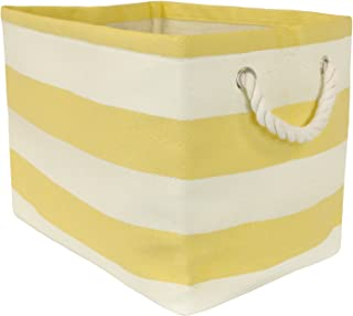 DII, Woven Paper Storage Bin, Collapsible, 17x12x12