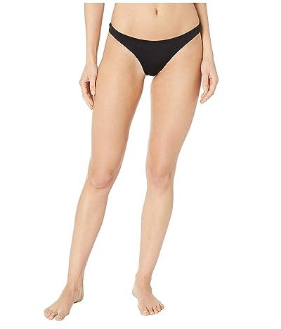 Billabong Sol Searcher Tonga Bikini Bottom (Pebble Black) Women