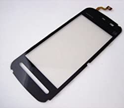 Black Touch Screen Digitizer Front Glass Lens Part for Nokia 5230 Xpress Music XM ~ Mobile Phone Repair Parts Replacement