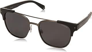 Polaroid Sunglasses For Unisex, Grey PLD 6039/S/X 807 54M9 54 mm