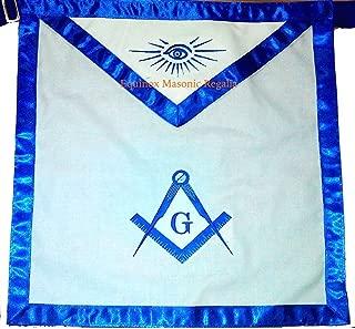 Masonic Master Mason Apron 16x16