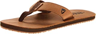 Reef Leather Smoothy, Tongs Homme
